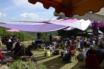 Site exceptionnel pour festival singulier