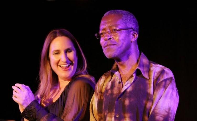 Noga et Patrick Bebey (photos Catherine Cour)