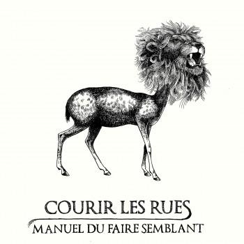 Courir Les Rues_POCHETTE ALBUM