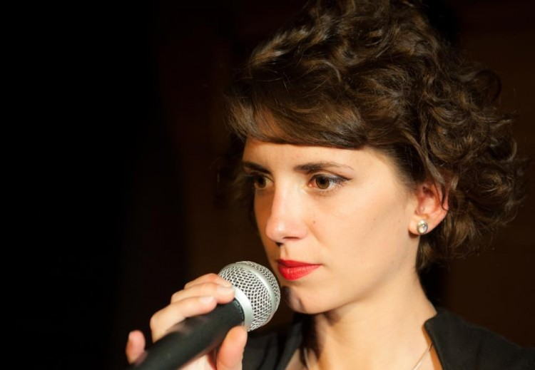 Marie Baraton (photo non créditée prélevée à la page facebook de Marie Baraton)