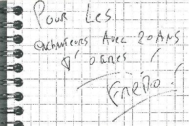 autographe Ogres