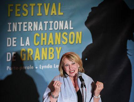 La ministre québécoise de la francophonie (photo ...)
