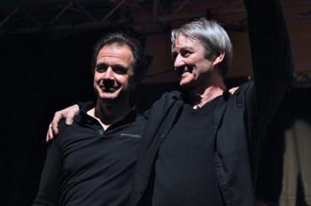 Stéphane Scott et Alain Meilland (DR)