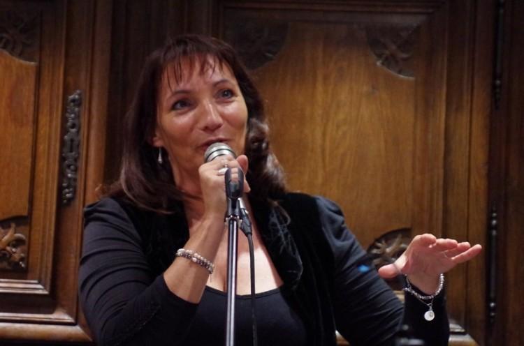 Fabienne Marsaudon (photo François Bellart)