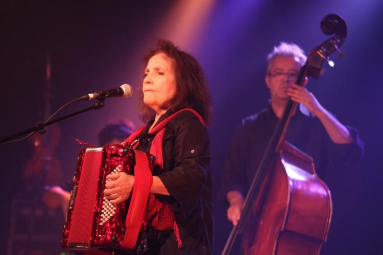 Michèle Bernard (photo Catherine Cour)