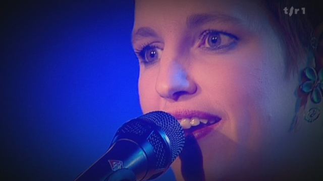 Loraine Félix (capture d'écran RTS)