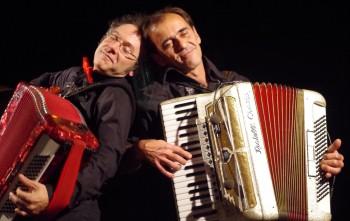 Samuel Péronnet et Riton Palanque