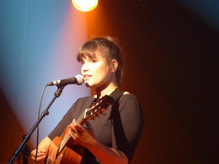 Lily Luca (photo Sylvie Ena)