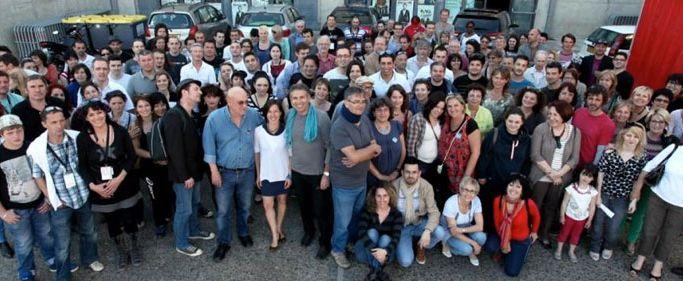 Les bénévoles d'Alors Chante ! (photo DR)