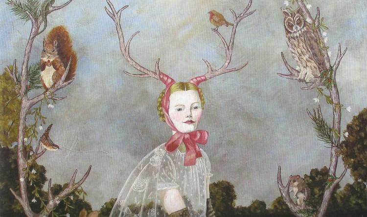 """""""Les petites cocottes minutes"""", peinture d'Anne Siems"""