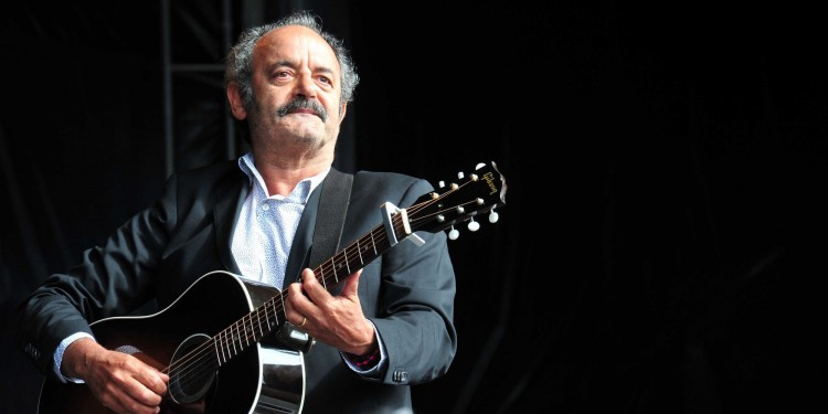 Louis Chedid (photo d'archives Claude Prigent)