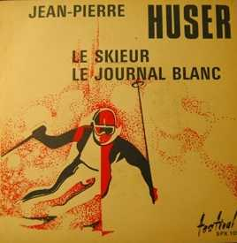 HUSER Le Journal blanc 1970