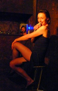 Valérie Mischler 23 janvier barbara strip AAA NosEnchanteurs Kemper
