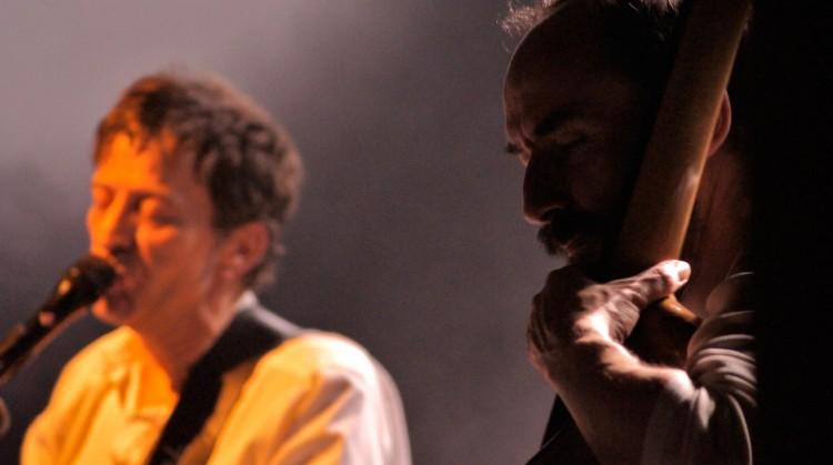 Louis VIlle et François Pierron (photo Sylvain Sawicki)