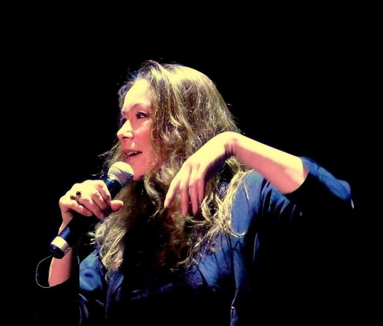 Annick Cizaruk (photo Norbert Gabriel)