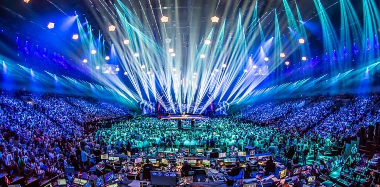 Ah ! L'Eurovision ! (photos DR)