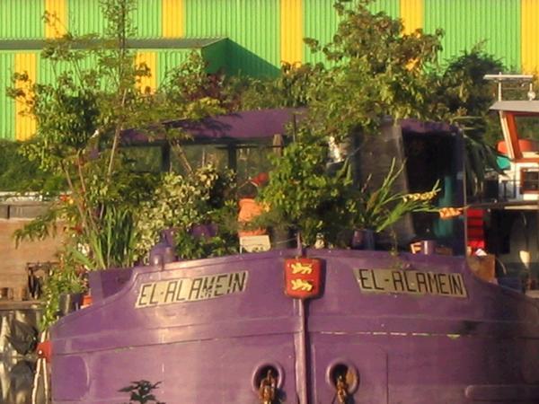 Le bateau El (photo DR)