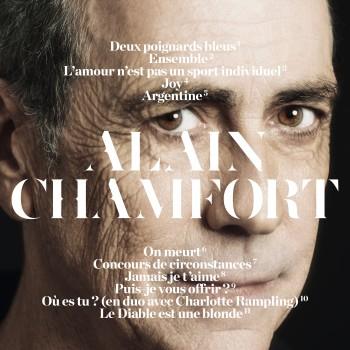 Alain CHAMFORT album (c) Boris Camaca