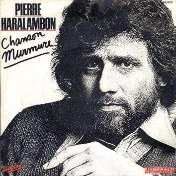 HARALAMBON Pierre Chanson promesse 1980