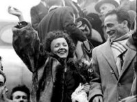 Edith et Marcel Cerdan (DR)