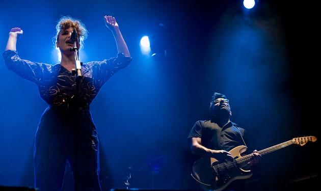 Billie, l'âme bleue... (photo DR)