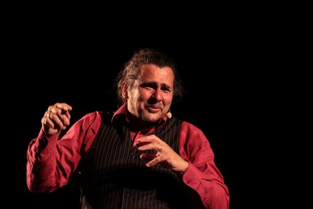Gilles Roucaute (photo Catherine Cour)
