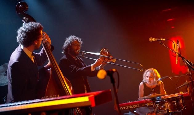 Benoit Paradis Trio (photo d'archives sorstu.ca)