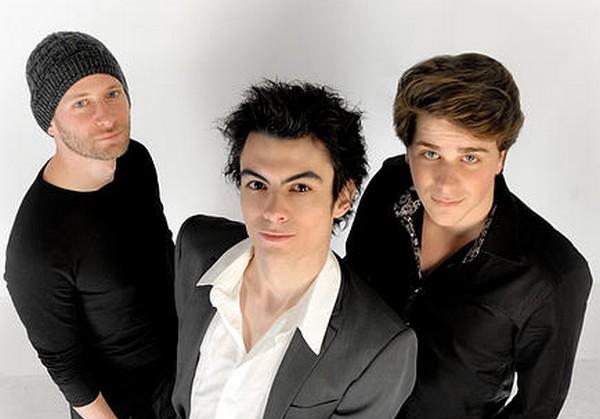 Lucas Rocher trio (photo Rockmag.off)
