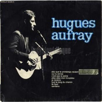 AUFRAY Hugues 1964 Barclay25cm Printemps