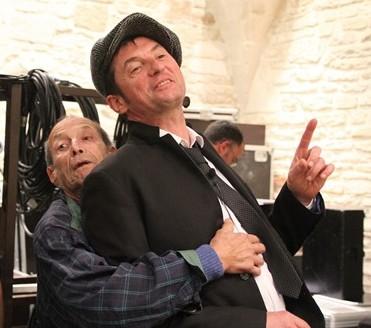 Henri Tachan et Yves Jamait