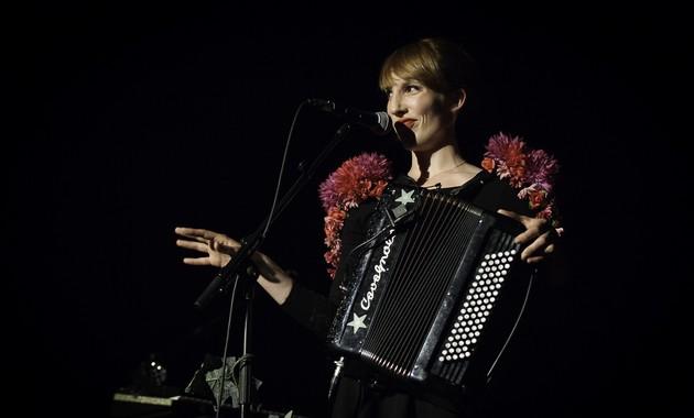 Zaza Fournier (photo David Desrumeaux / Hexagone)