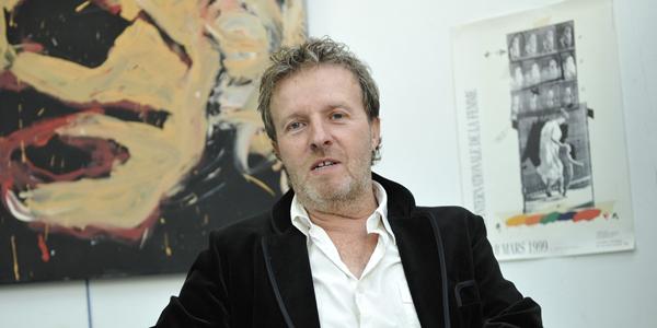 Jean-Claude Barens (photo Michel Aumercier)
