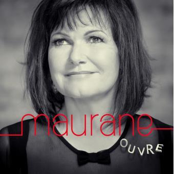 Maurane album Ouvre 2015