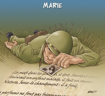 Marie JH vignette