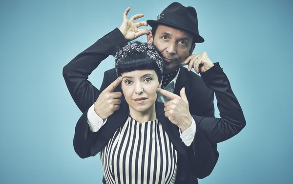 Lili Cros et Thierry Chazelle (photo DR)