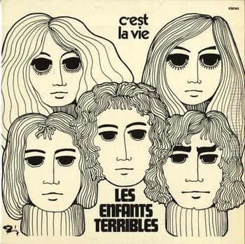 Enfants terribles C'est la vie 1970