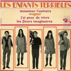 LES ENFANTS TERRIBLES Wagner  45t 1967
