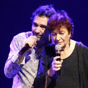 Anne Sylvestre et Pierre Margot