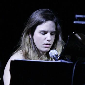 Clémentine Chevreau, du trio Mèche (photo Anne-Marie Panigada)