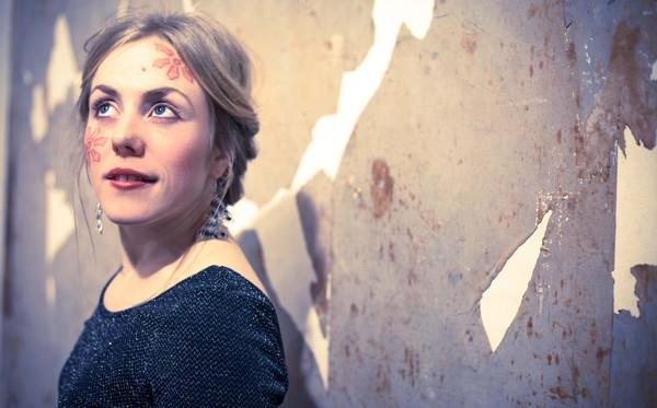 Eskelina, une des sept en lice pour le 6e Prix Georges-Moustaki (photo DR)