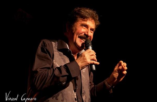 Serge Llado au Forum Léo-Ferré (photos Vincent Capraro)