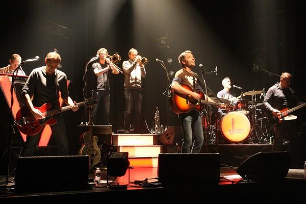 Jules et le Vilain Orchestra à Lignières (photos DR)