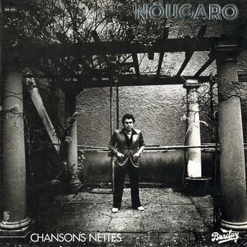 Nougaro Chansons nettes 1981