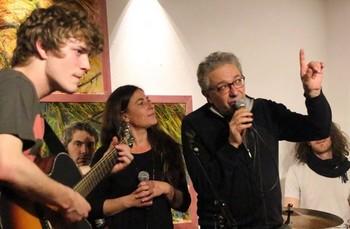 """Jean Fauque : """"Osez Joséphine"""" (photo Albert Weber)"""
