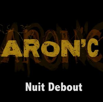 ARON C Nuit debout 2016
