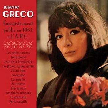 GRECO à l'ABC 1962