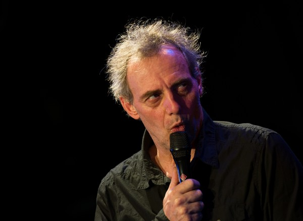 Alain Nitchaeff (photo Lauren Pasche)