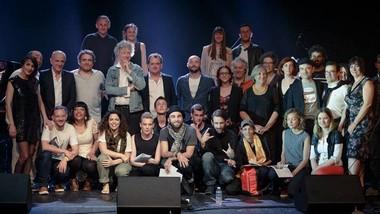 Artistes, organisateurs et membres du jury de cette 31e édition du Pic d'Or (photo DR)