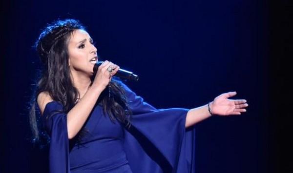 Jamala, lauréate ukrainienne  de cette Eurovision 2016 (DR)