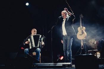 Lionel Suarez et Jehan (photo David Desreumaux)